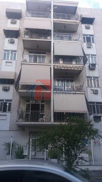 1-fachada. - Ótimo Apartamento 2 quartos. - VPAP21036 - 1