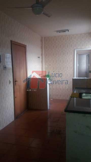 16-Cozinha área de Serviço. - Ótimo Apartamento 2 quartos. - VPAP21036 - 19