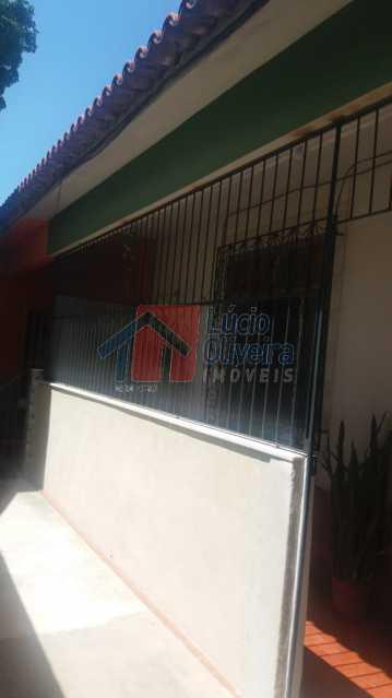 1-lateral frente. - Casa de Vila Rua Piricuma,Braz de Pina,Rio de Janeiro,RJ À Venda,1 Quarto,55m² - VPCV10025 - 1