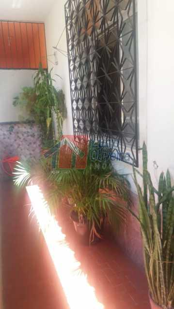 3-varandinha de frente. - Casa de Vila Rua Piricuma,Braz de Pina,Rio de Janeiro,RJ À Venda,1 Quarto,55m² - VPCV10025 - 5