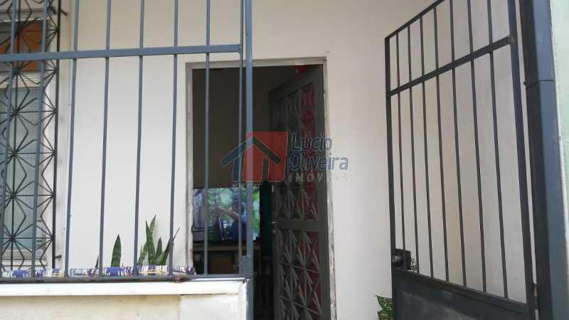 6-Frente. - Casa de Vila Rua Piricuma,Braz de Pina,Rio de Janeiro,RJ À Venda,1 Quarto,55m² - VPCV10025 - 8