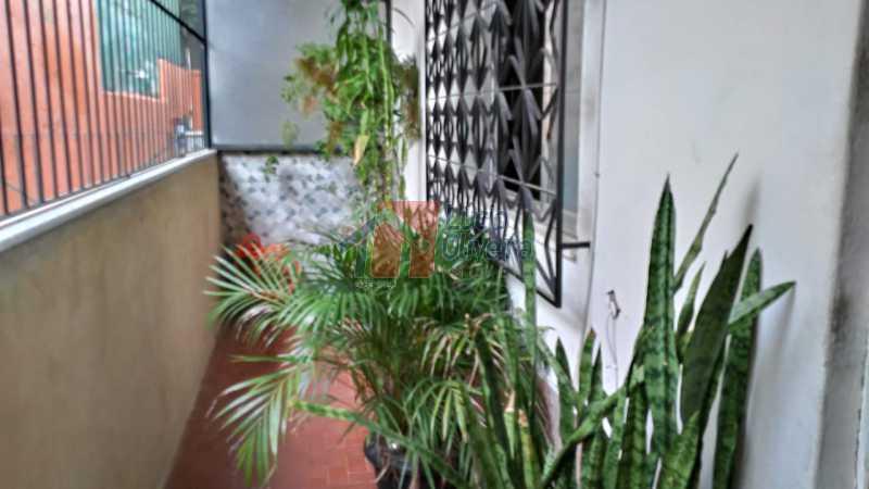 7-Varandinha Da Frente. - Casa de Vila Rua Piricuma,Braz de Pina,Rio de Janeiro,RJ À Venda,1 Quarto,55m² - VPCV10025 - 9