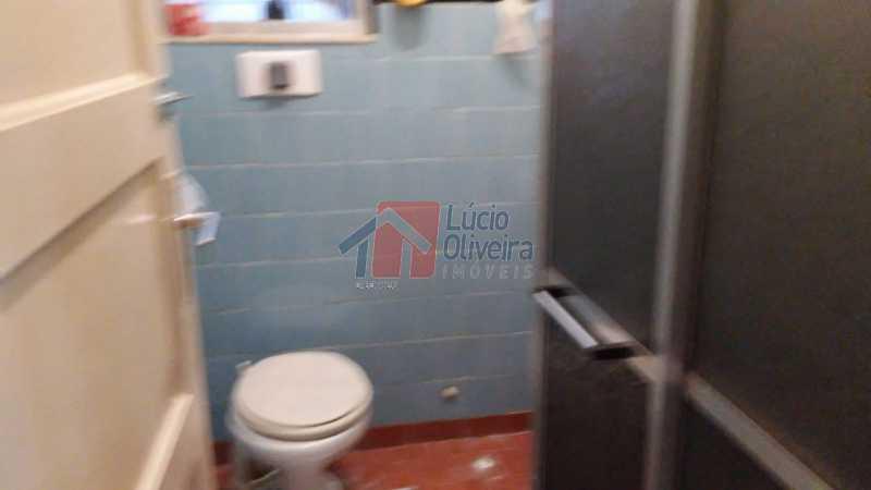 14-Banheiro. - Casa de Vila Rua Piricuma,Braz de Pina,Rio de Janeiro,RJ À Venda,1 Quarto,55m² - VPCV10025 - 15