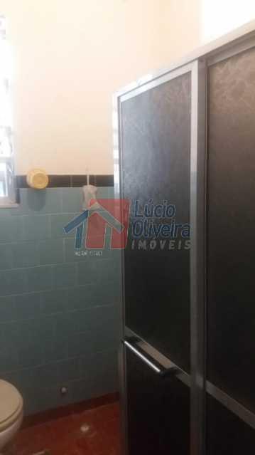 17-Banheiro box acrilico. - Casa de Vila Rua Piricuma,Braz de Pina,Rio de Janeiro,RJ À Venda,1 Quarto,55m² - VPCV10025 - 18