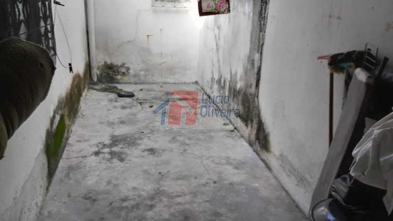 1-área de serv.. - Casa de Vila Rua Piricuma,Braz de Pina,Rio de Janeiro,RJ À Venda,1 Quarto,55m² - VPCV10025 - 22