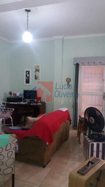 1-Sala. - Apartamento à venda Avenida Meriti,Vila Kosmos, Rio de Janeiro - R$ 200.000 - VPAP21038 - 1