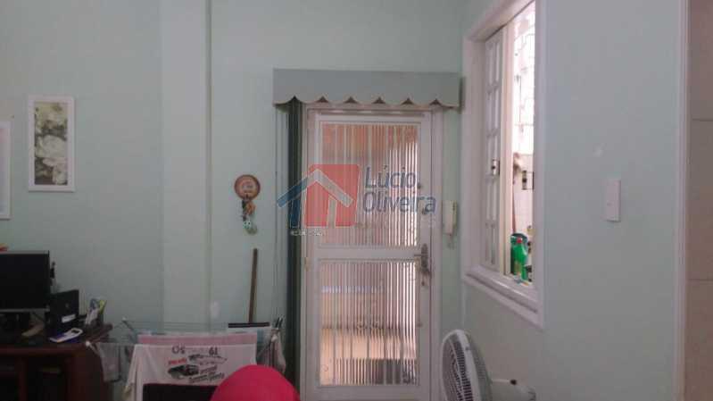 2-entrada. - Apartamento à venda Avenida Meriti,Vila Kosmos, Rio de Janeiro - R$ 200.000 - VPAP21038 - 3