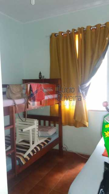7-Quarto 3. - Apartamento à venda Avenida Meriti,Vila Kosmos, Rio de Janeiro - R$ 200.000 - VPAP21038 - 8