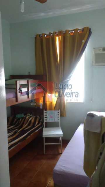 9-quarto. - Apartamento à venda Avenida Meriti,Vila Kosmos, Rio de Janeiro - R$ 200.000 - VPAP21038 - 10