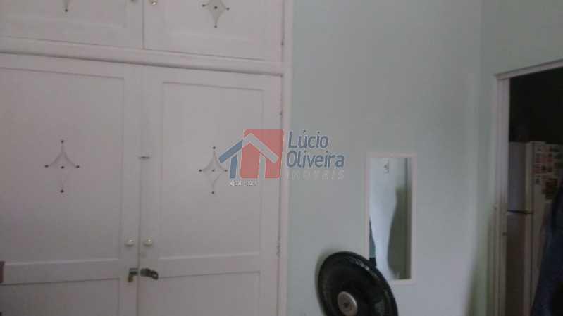 12-quarto. - Apartamento à venda Avenida Meriti,Vila Kosmos, Rio de Janeiro - R$ 200.000 - VPAP21038 - 13