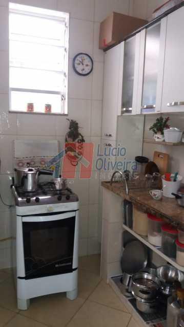 13-Cozinha 2. - Apartamento à venda Avenida Meriti,Vila Kosmos, Rio de Janeiro - R$ 200.000 - VPAP21038 - 14