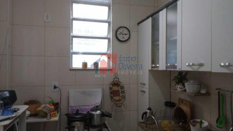13-Cozinha. - Apartamento à venda Avenida Meriti,Vila Kosmos, Rio de Janeiro - R$ 200.000 - VPAP21038 - 15