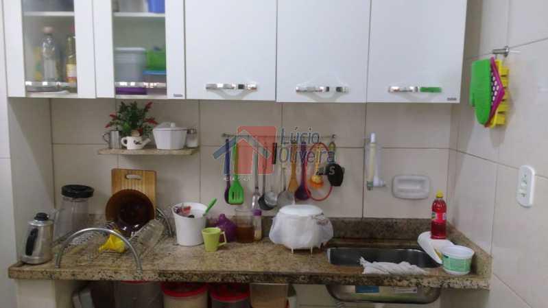 14-Cozinha. - Apartamento à venda Avenida Meriti,Vila Kosmos, Rio de Janeiro - R$ 200.000 - VPAP21038 - 16
