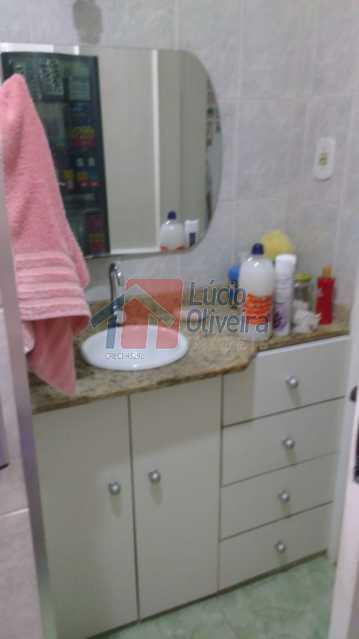 15.pia banheiro. - Apartamento à venda Avenida Meriti,Vila Kosmos, Rio de Janeiro - R$ 200.000 - VPAP21038 - 17
