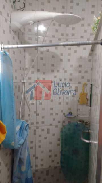 16-banheiro chuveiro. - Apartamento à venda Avenida Meriti,Vila Kosmos, Rio de Janeiro - R$ 200.000 - VPAP21038 - 18