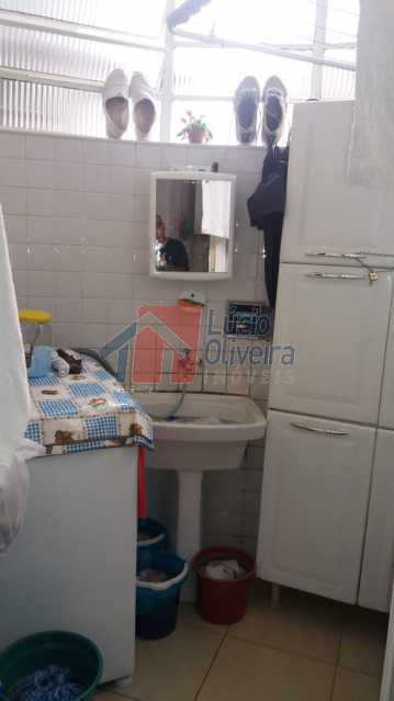 18-área de Serviço. - Apartamento à venda Avenida Meriti,Vila Kosmos, Rio de Janeiro - R$ 200.000 - VPAP21038 - 20