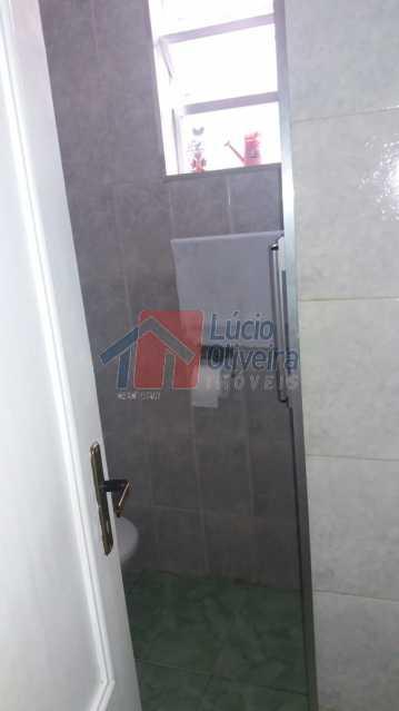 19-Banheiro. - Apartamento à venda Avenida Meriti,Vila Kosmos, Rio de Janeiro - R$ 200.000 - VPAP21038 - 21