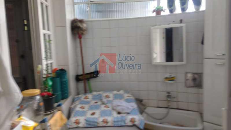 20-area. - Apartamento à venda Avenida Meriti,Vila Kosmos, Rio de Janeiro - R$ 200.000 - VPAP21038 - 22