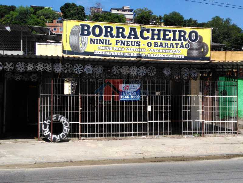 2 Fachada Ang.2 - Terreno À Venda - Braz de Pina - Rio de Janeiro - RJ - VPMF00011 - 3