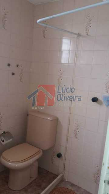 26-Banheiro Social. - Apartamento 2qtos, Vazio. Aceita Financiamento. - VPAP21039 - 22