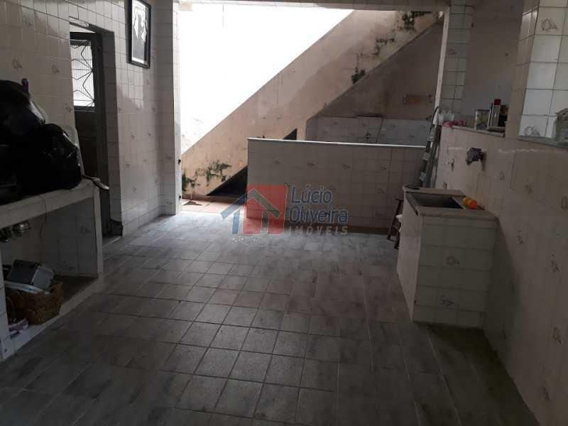 15 AREA EXTERNA - Casa À Venda - Irajá - Rio de Janeiro - RJ - VPCA20197 - 16