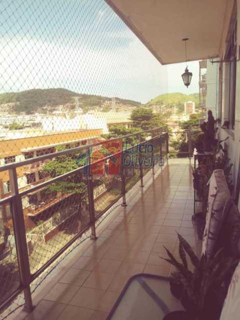 01. - Apartamento À Venda - Vila da Penha - Rio de Janeiro - RJ - VPAP30240 - 6