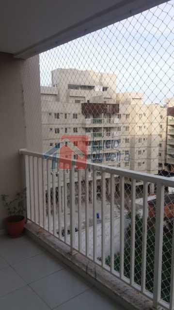 5-varanda 2. - Ótimo Apartamento, 3qtos. Aceita financiamento. - VPAP30241 - 5