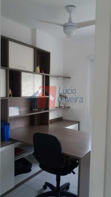 14-3°quarto usado como escrit - Ótimo Apartamento, 3qtos. Aceita financiamento. - VPAP30241 - 14