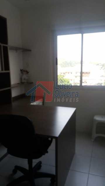 15-Quarto usado como escritór - Ótimo Apartamento, 3qtos. Aceita financiamento. - VPAP30241 - 15