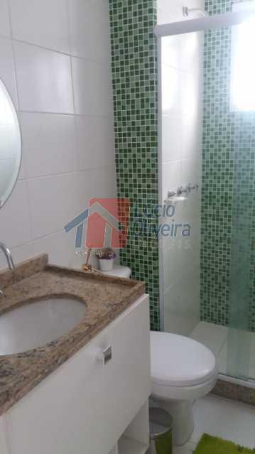 16-Banheiro social 2. - Ótimo Apartamento, 3qtos. Aceita financiamento. - VPAP30241 - 16