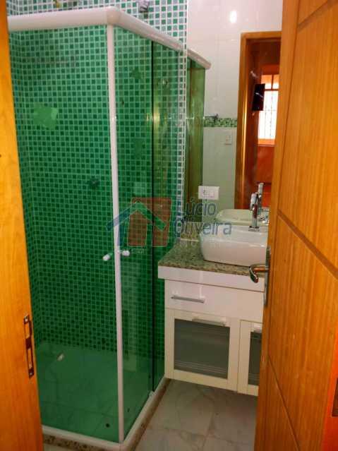 8-Banheiro - Lindo Apartamento, 2qtos. Aceita Financiamento. - VPAP21044 - 9