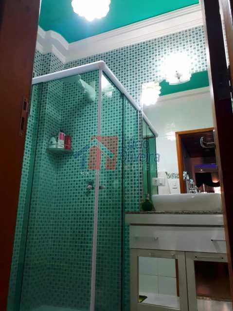 9- Banheiro. - Lindo Apartamento, 2qtos. Aceita Financiamento. - VPAP21044 - 10