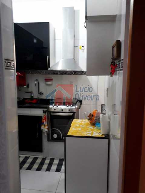 10-Cozinha planejada - Lindo Apartamento, 2qtos. Aceita Financiamento. - VPAP21044 - 11