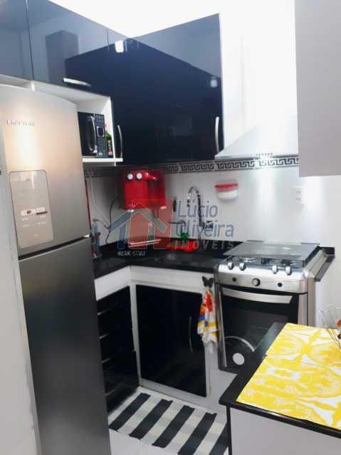 11-cozinha. - Lindo Apartamento, 2qtos. Aceita Financiamento. - VPAP21044 - 12