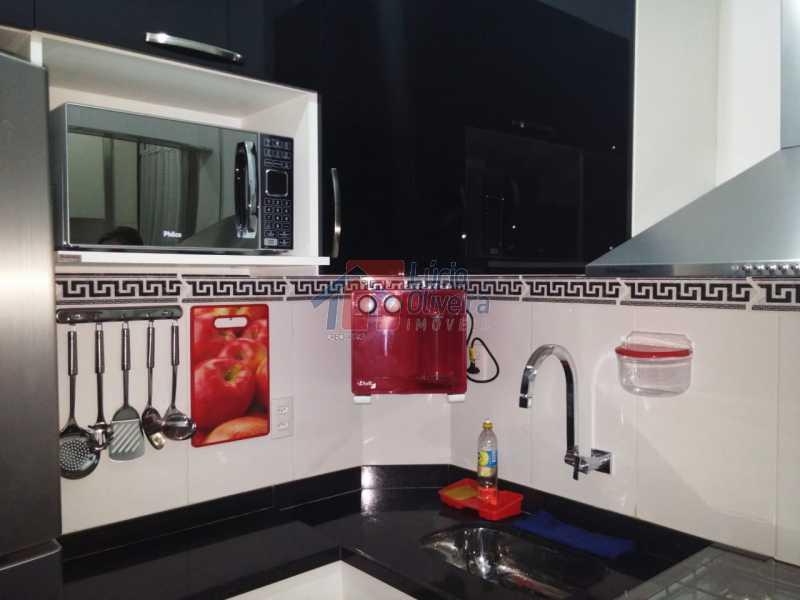 12-Cozinha - Lindo Apartamento, 2qtos. Aceita Financiamento. - VPAP21044 - 24