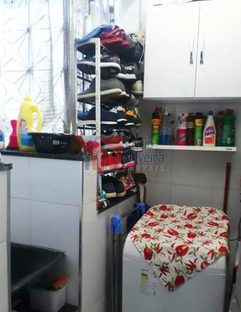 13-Area de serviço - Lindo Apartamento, 2qtos. Aceita Financiamento. - VPAP21044 - 25