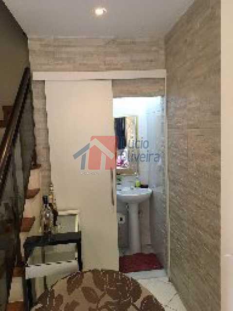 4- Sala 2 ambiente. - Linda Residência duplex em Condomínio fechado. - VPCN20020 - 5