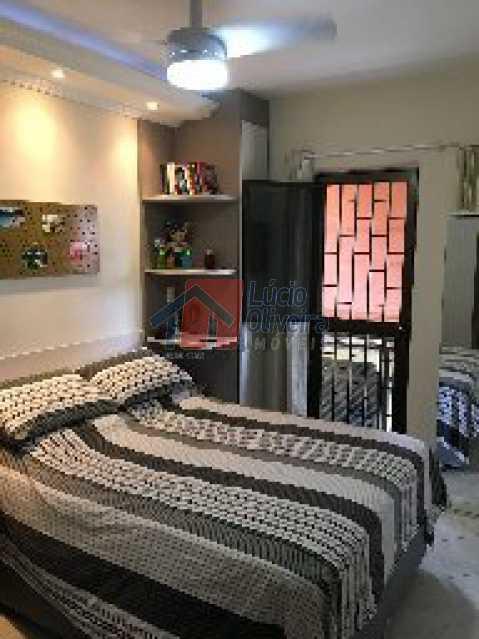 5-QuartoCasal. - Linda Residência duplex em Condomínio fechado. - VPCN20020 - 7