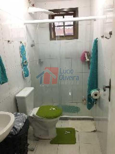 7-Banheiro Social. - Linda Residência duplex em Condomínio fechado. - VPCN20020 - 9