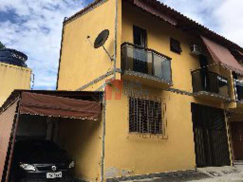 18-Fachada Casa - Linda Residência duplex em Condomínio fechado. - VPCN20020 - 20
