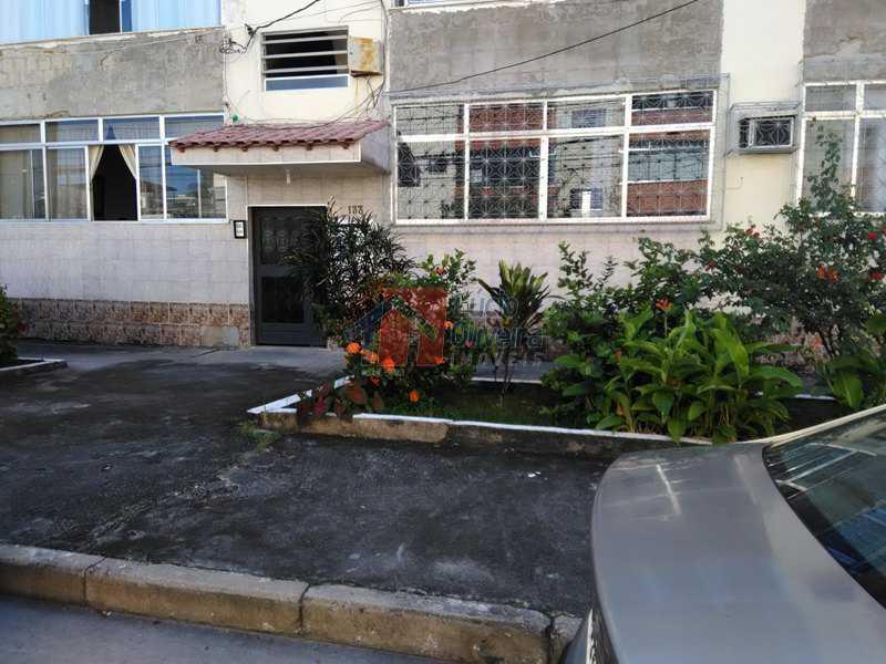 1 Fachada - Apartamento 2 qtos. Aceita Financiamento e FGTS. - VPAP21046 - 1
