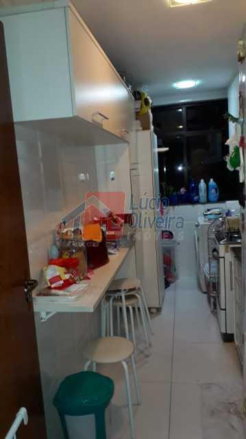 9 cozinha. - Belíssimo Apartamento 2qtos(sendo 1 suíte). Aceita Financiamento. - VPAP21048 - 9