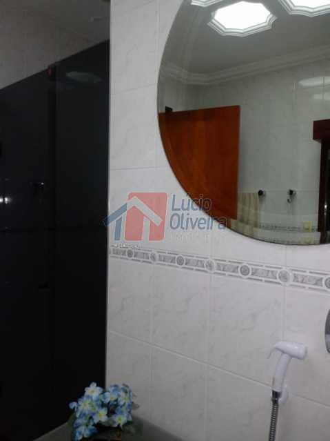 15 Banheiro. - Magnífica Cobertura 3 qtos( sendo 1 suíte). Edifício Portinari. - VPCO30018 - 15