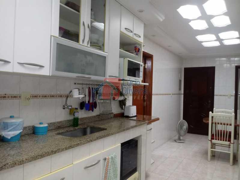 19 Cozinha Ang.2. - Magnífica Cobertura 3 qtos( sendo 1 suíte). Edifício Portinari. - VPCO30018 - 19