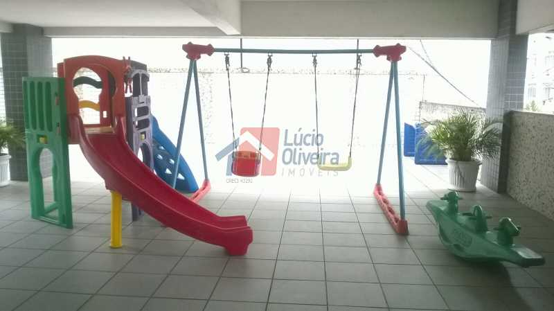 26 Playground - Magnífica Cobertura 3 qtos( sendo 1 suíte). Edifício Portinari. - VPCO30018 - 26