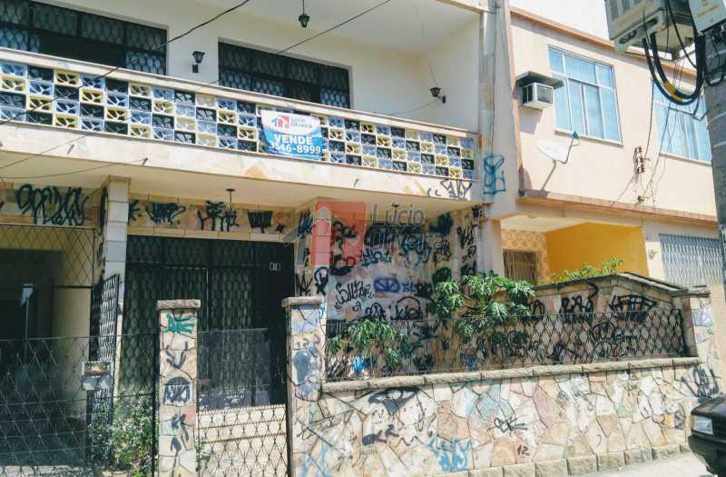 2 frente casa - Casa 5 quartos à venda Vaz Lobo, Rio de Janeiro - R$ 470.000 - VPCA50014 - 1
