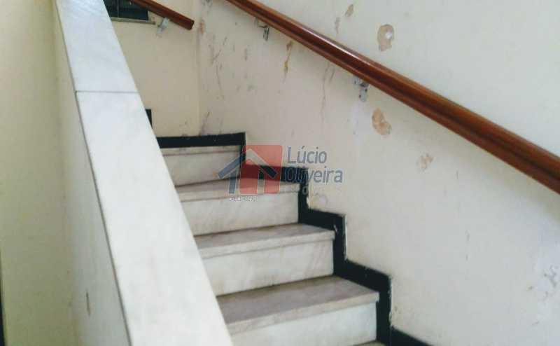 11 escada p 2 piso - Casa 5 quartos à venda Vaz Lobo, Rio de Janeiro - R$ 470.000 - VPCA50014 - 12