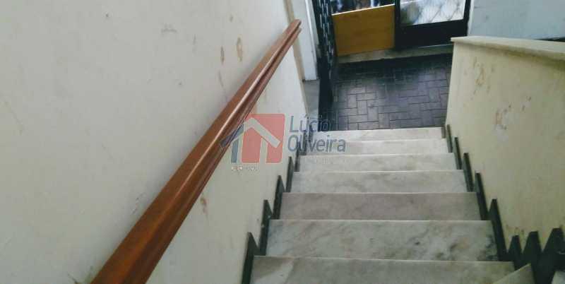 12 escada p 2 piso - Casa 5 quartos à venda Vaz Lobo, Rio de Janeiro - R$ 470.000 - VPCA50014 - 13