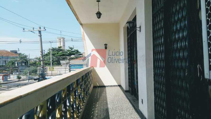 17 varanda 2 piso - Casa 5 quartos à venda Vaz Lobo, Rio de Janeiro - R$ 470.000 - VPCA50014 - 22