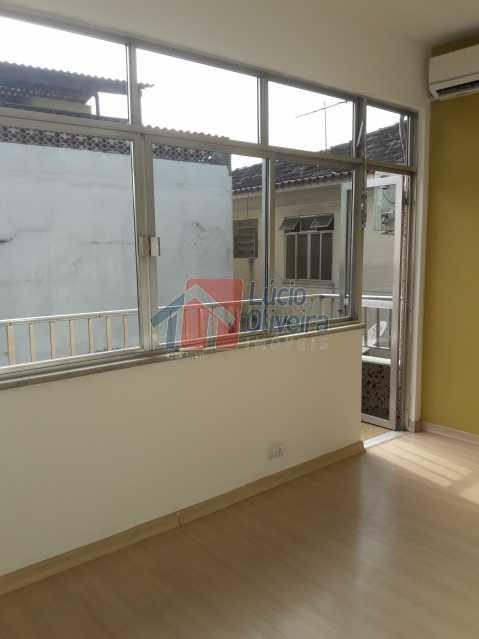 3-Sala varanda - Apartamento À Venda - Vila da Penha - Rio de Janeiro - RJ - VPAP30246 - 4
